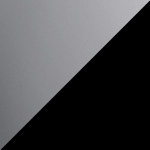 NC - Bicolor black