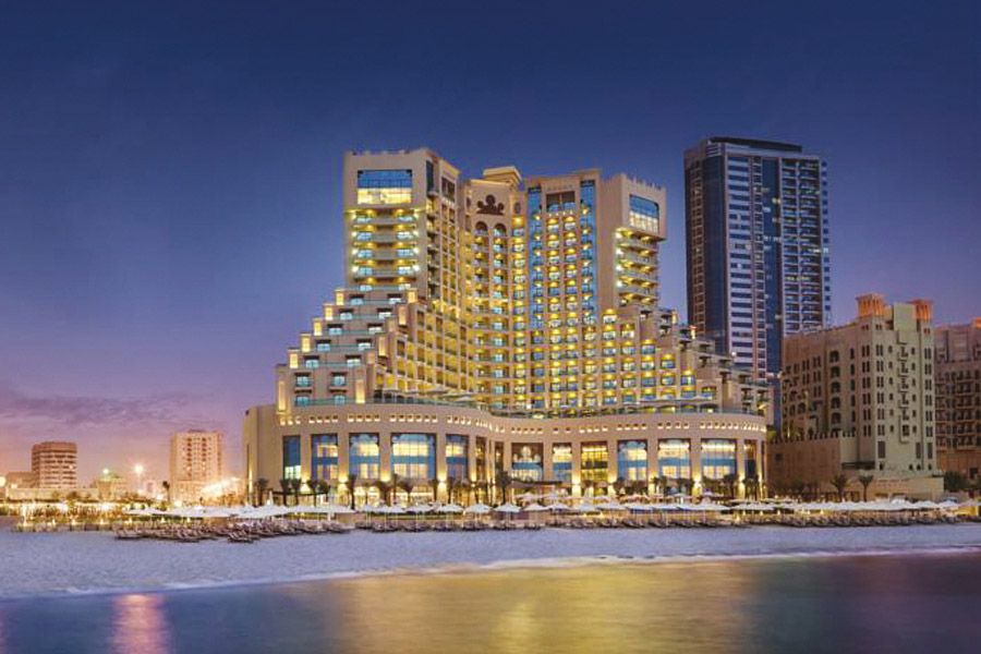 FAIRMONT HOTEL-Airman, UAE